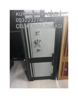 KÇ-1050 iki kapılı iş yeri çelik kasası